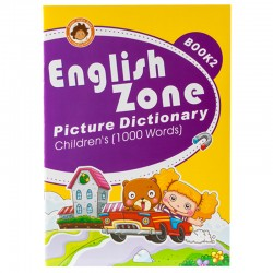 English Zone picture dictionary Book 2
