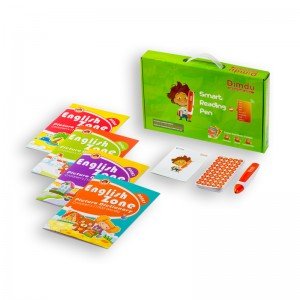 DIMDU SMART READING PACKAGE - 4 Books