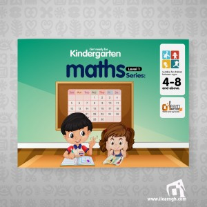 Maths Series Level 1 (Get Ready for Kindergarten )...