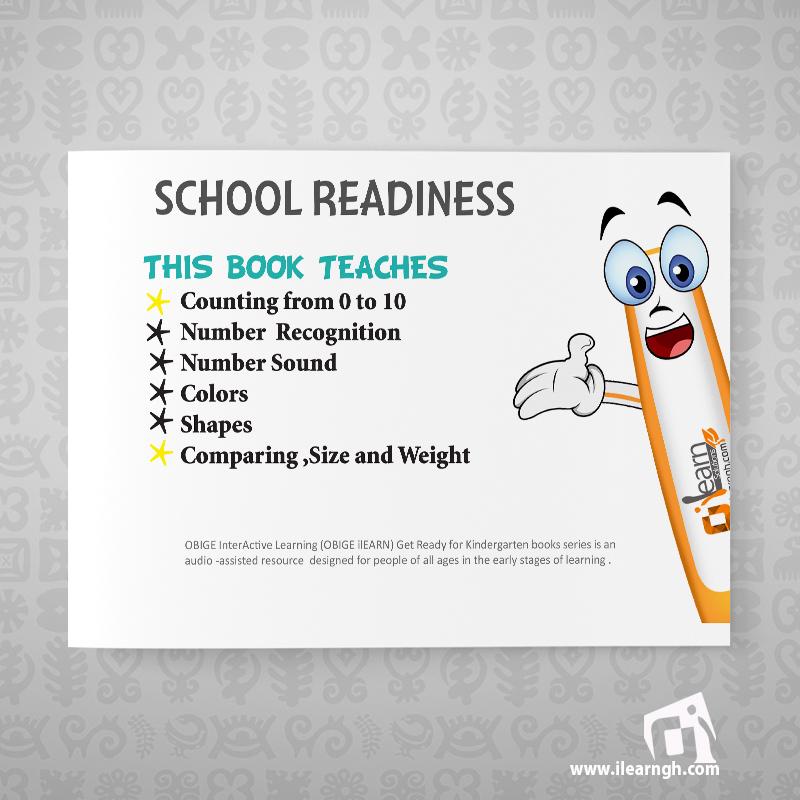 Maths Series Level 1 (Get Ready for Kindergarten )